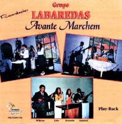 Grupo Labaredas - Avante marchem 1995
