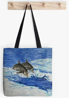 Please, support our efforts in preserving marine environment by buying the following tote bag
