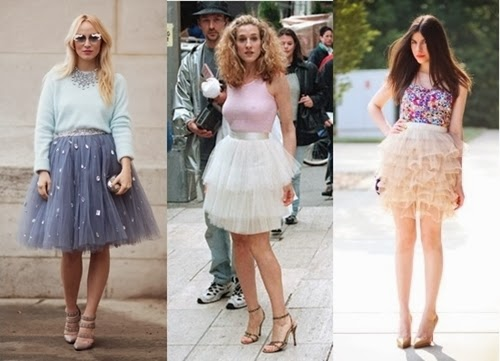 Tutu Skirts Are One Of My Favorite Trends This Fall Winter 2013 They Will Always Be The Most Classic Edgy Pieces Ever These Also Fashion