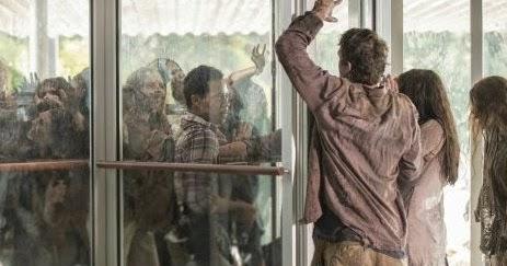 Yonomeaburro The Walking Dead 5x14 La Puerta Giratoria