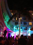 Get to South Beach. The Clevelander, for specifics. (photo )