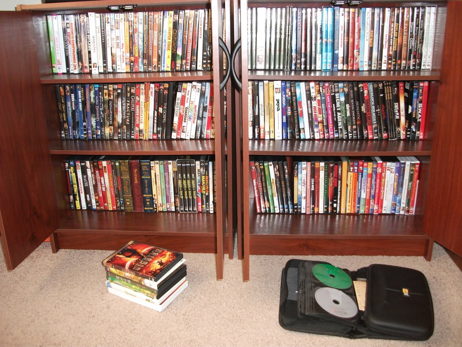 dvd storage title=