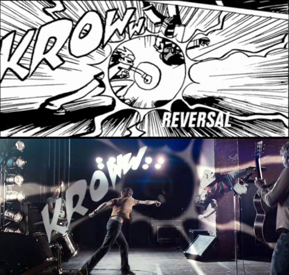 scott pilgrim comparisons At the movies (originally siskel which other commentators interpreted as implicitly critical of lyons and responding to comparisons of ebert with lyons ebert.