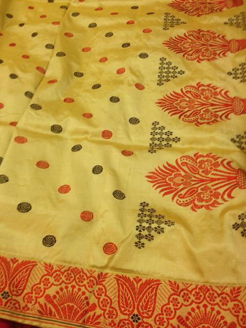 Top indian fashion and lifestyle buy assam muga silk