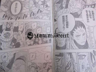 Naruto Raw Scans 534 Naruto Confirmed Spoilers 535