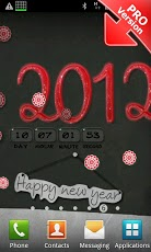 2013 New Year Countdown LWP screenshot
