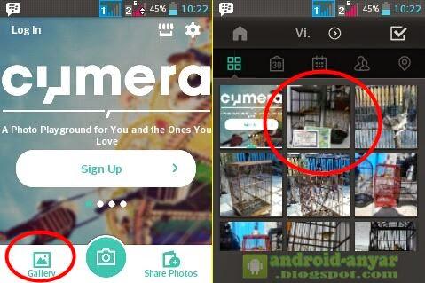 Menulis Teks dalam gambar / foto dengan HP Android