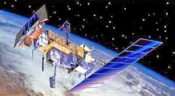 Satelit Buatan Asing Ancam Data Indonesia