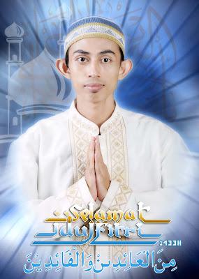 Kumpulan Desain Idul Fitri 1433H