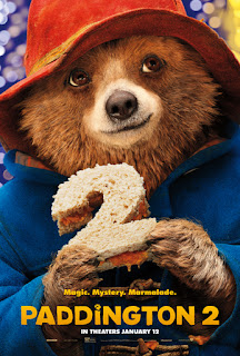 PADDINGTON 2 Movie (English) BRRip 480p and 720p Download