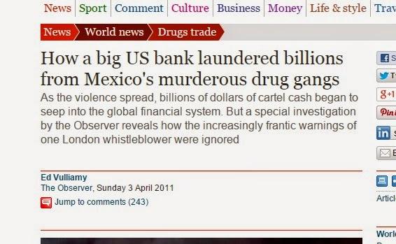 bancos e drogas