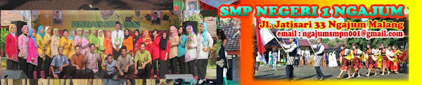 SMP Negeri 1 Ngajum  Malang
