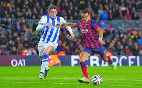 Barcelona 2 - 0 Real Sociedad # Tous les Buts
