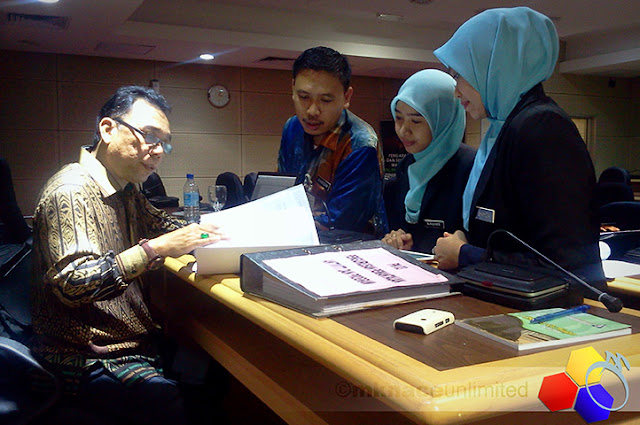 mknace unlimited™ | Audit Dalam MS ISO 9001:2008 JPN Johor