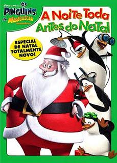 >Assistir Filme Os Pinguins de Madagascar – A Noite Toda Antes do Natal Online Dublado