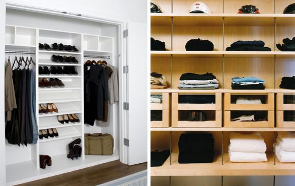 Organizar armarios para guardar ropa ideas para decorar - Organizar armarios ropa ...