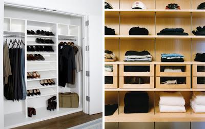 Organizar armarios para guardar ropa ideas para decorar for Software para disenar armarios