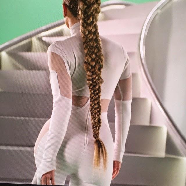 Jennifer López publica nueva foto de su trasero