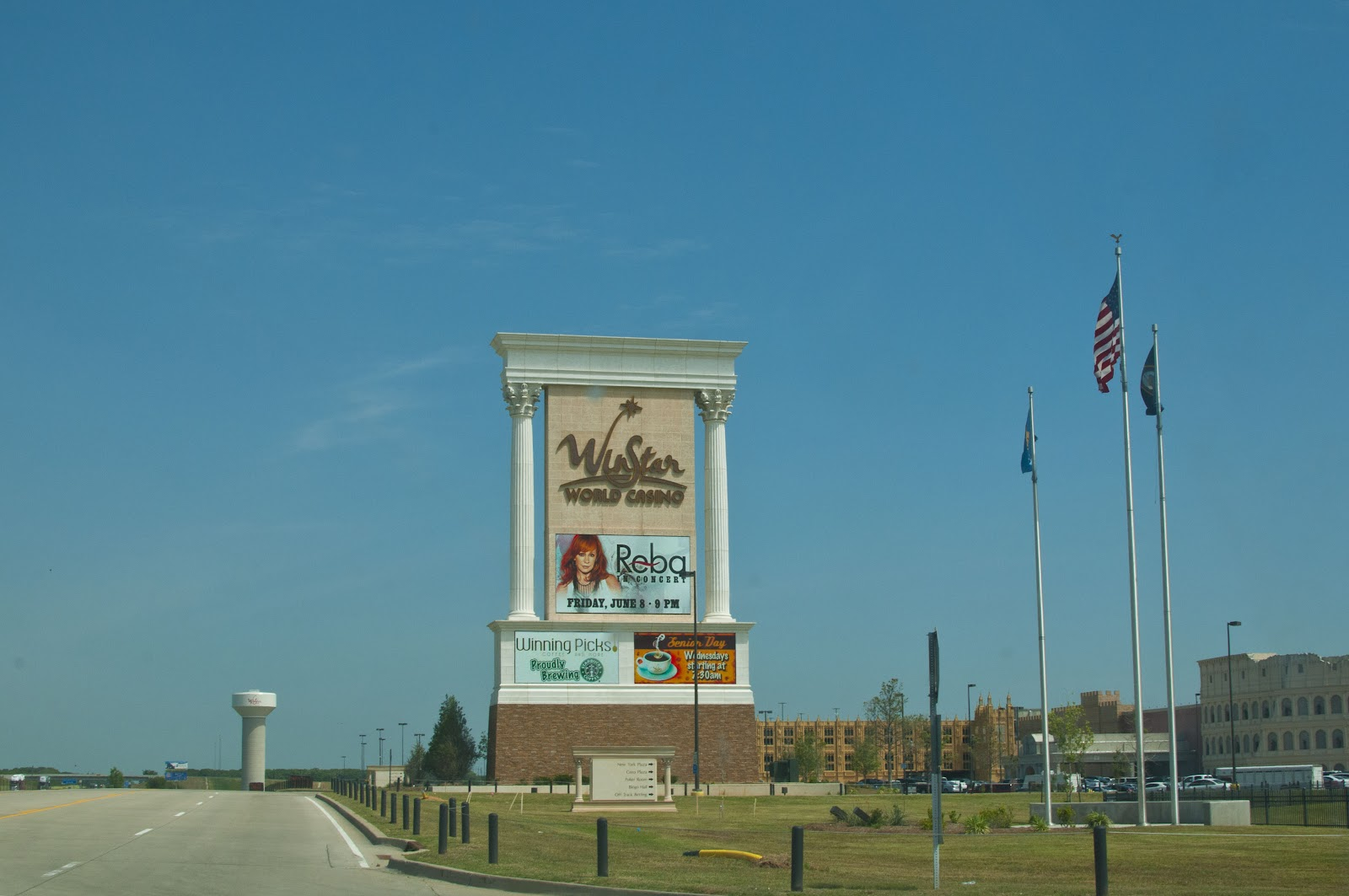 Winstar casino in okc