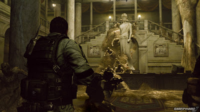 Chris Redfield Resident Evil 6