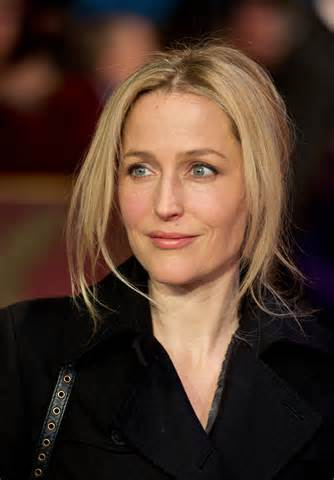 1968 : Gillian Anderson Born, Future Agent Dana Scully on TV