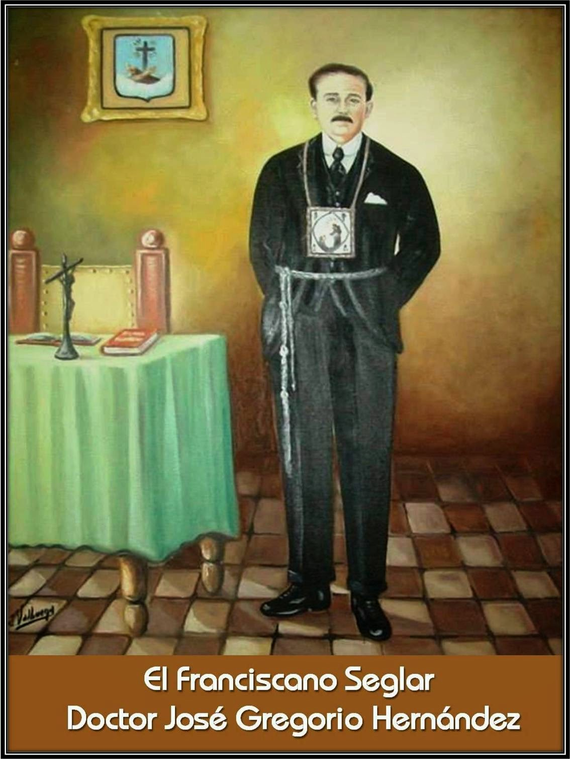 Pedimos por la pronta beatificación del Doctor José Gregorio Hernández