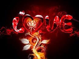 Gambar Cinta Love in Red Panas Membara