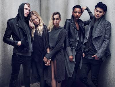 The Grey Concept H&M