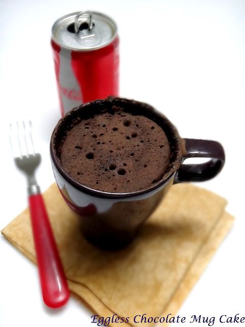 Chocolate Mug Cake Recipe For Two