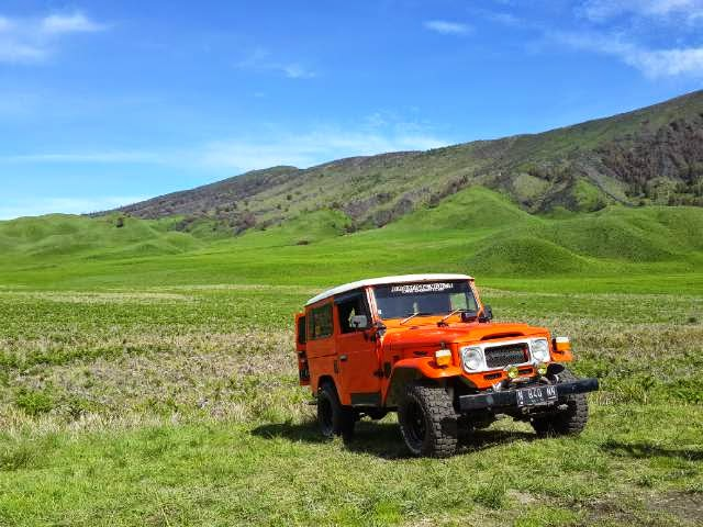 Rent Cheap Jeep Tour to Bromo
