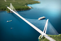 3. üçüncü boğaz köprüsü, istanbul yavuz sultan selim köprüsü