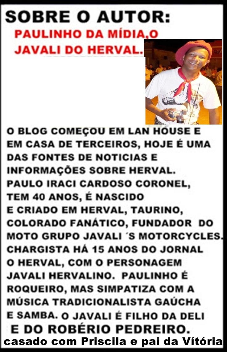 O PROPRIETÁRIO DO BLOG.