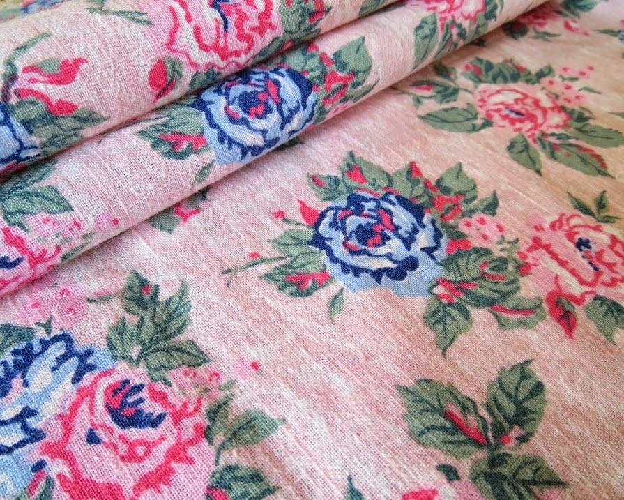 https://www.etsy.com/listing/189621722/vintage-wamsutta-pale-pink-floral-rose