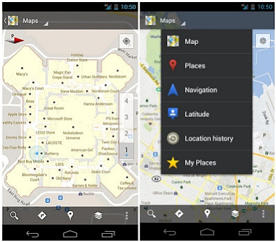 Google Maps for Android v6.0