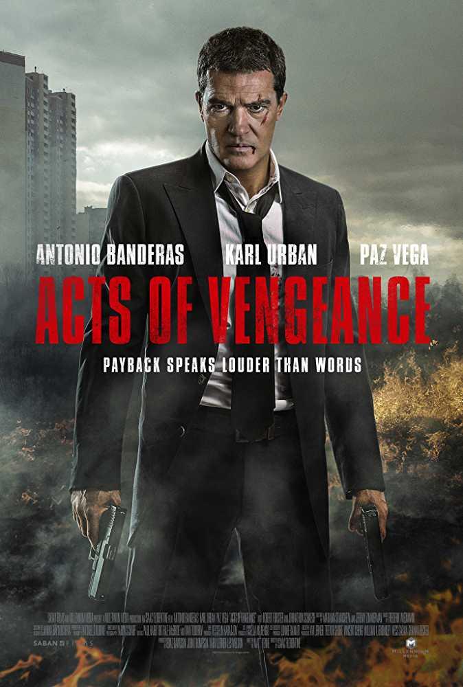 Acts Of Vengeance 2017 Legendado