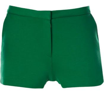 shorts mujer verano 2012