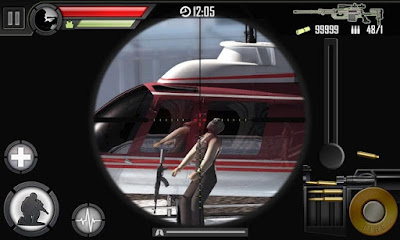 first person shooter game that will blown you away Modern Sniper MOD APK v1.9
