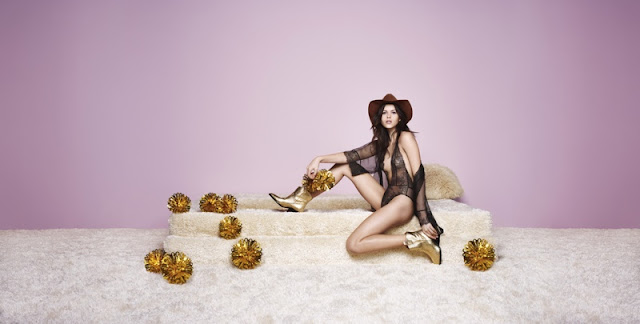 L'Agent by Agent Provocateur Fall/Winter 2015 Lookbook