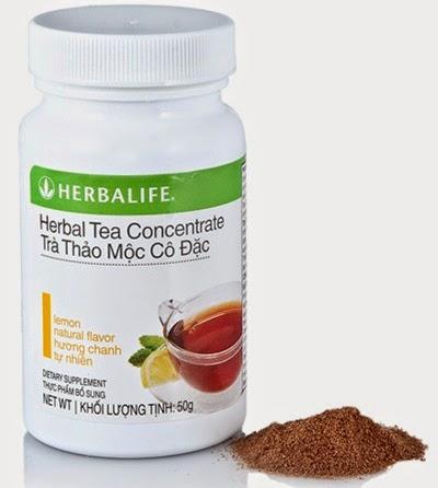 Trà Thảo Mộc Cô Đặc Herbalife thải độc giảm cân (Herbal Tea Concentrate - Original)