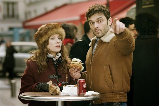 """Cena do filme """"Um Amor em Paris"""""""