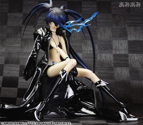 RAH Black Rock Shooter on amiami