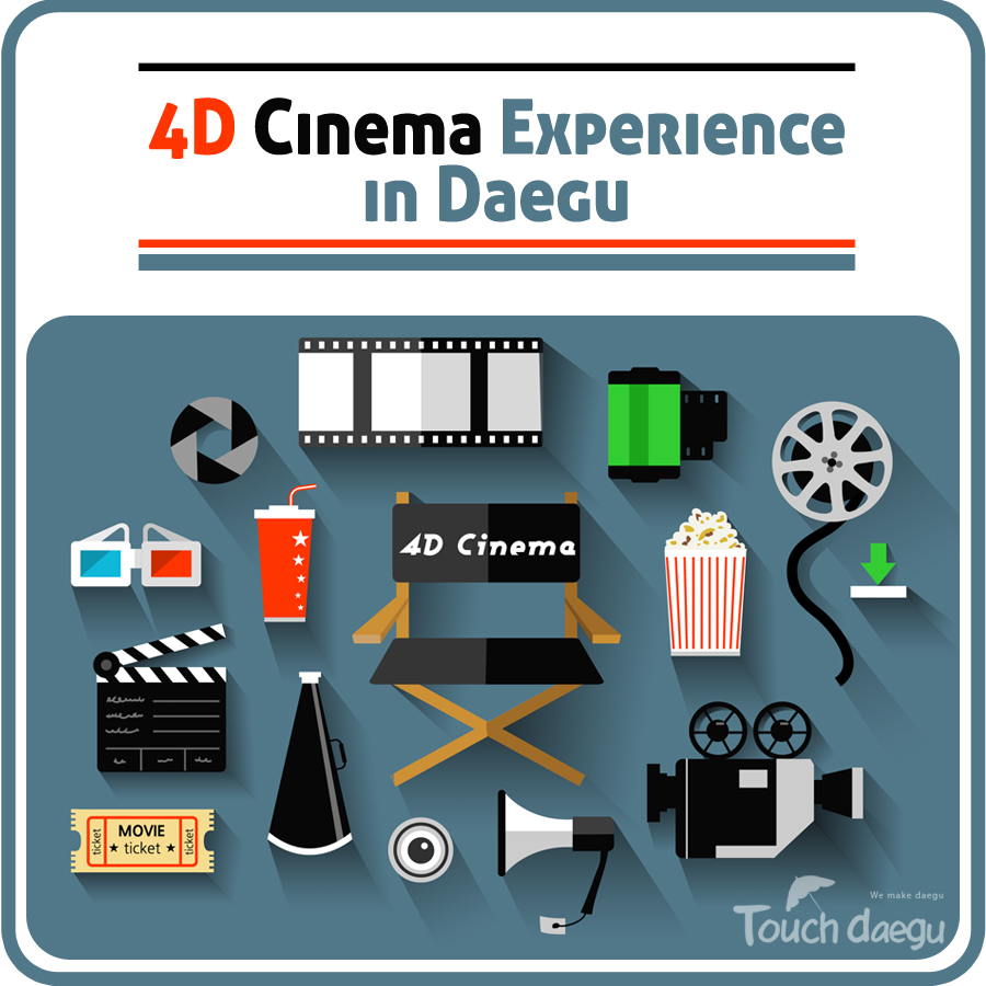 4D Cinema Experience in Daegu