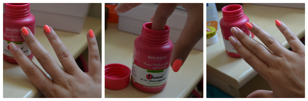 A Genius Invention: Bourjois Magic Nail Polish Remover Pot ...