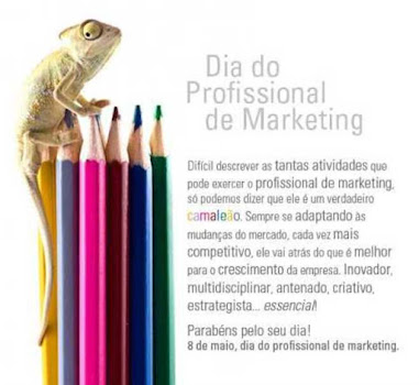 Dia do Profissional de Marketing