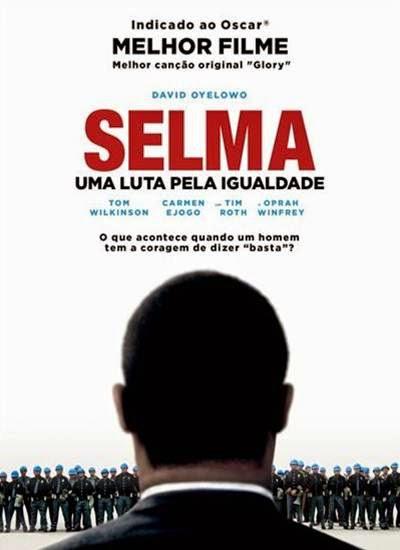 Baixar Selma Uma Luta pela Igualdade AVI DVDScr + Legenda + RMVB Legendado Torrent