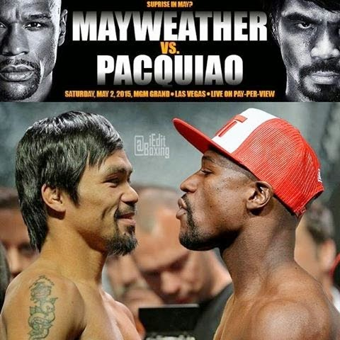 Mayweather vs. Pacquiao: Schedule Info, Date and Time