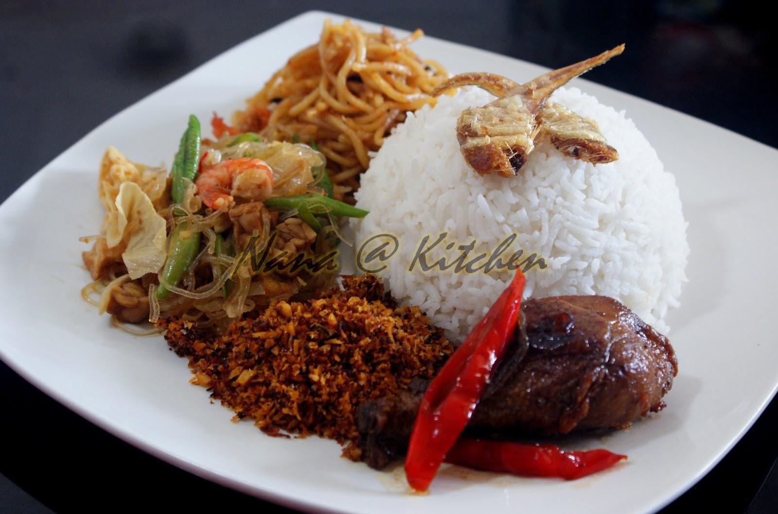 Life Resepi Nasi Ambeng