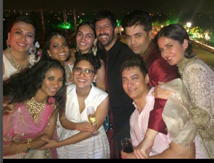Salman Khan's Sister Arpita's Wedding Pictures