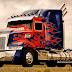 Optimus Prime Transformers 4 Truck
