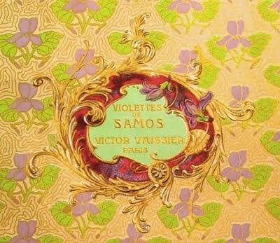 Violettes de Samos